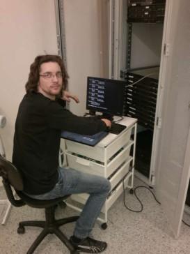 Upgrade na 10GE - Robo